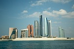 abu dhabi, city, skyline