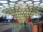 airport, abu dhabi, architecture