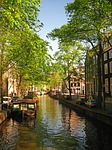 amsterdam, city, canal