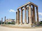 temple, athens, greece