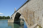 avignon, bridge, architecture