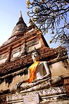 wat, thailand, buddha