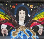 east side gallery berlin, east side gallery, structures