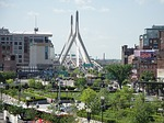 boston, landscape, architecture