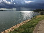 lake, brasilia, nature