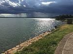 lake, brasilia, nature
