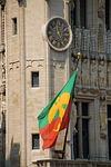 brussels, belgium, flag