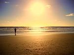 santa teresita, beach, buenos aires