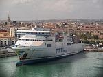catania, sicily, ocean liner