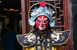 mask, costume, china