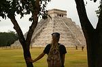 mexico, mayan pyramid, mayan culture