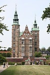 rosenborg castle, denmark, places of interest