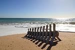 portugal, faro, beach