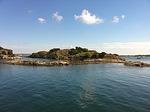 island, sea, summer