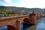 heidelberg, bridge, landscape