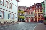 heidelberg, city, town