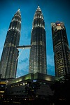 klcc, urban, building