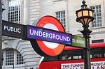 london, train, shield