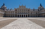 palace, spain, king