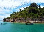 beach, brazil, boat
