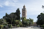mosque, marrakesh, morocco