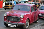 car, vintage, old