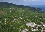 port-au-prince, haiti, landscape