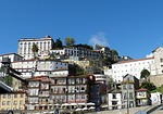 porto, old town, holiday