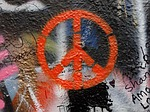 graffiti, wall, message