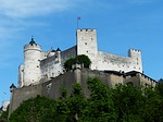 hohensalzburg fortress, castle, fortress