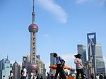 shanghai, china, asia
