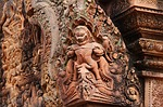 banteay srei, temple, travel