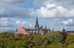 sweden, stockholm, castle