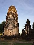 ruins, sukhothai, historical