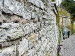 wall, stones, artist
