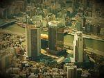 tokyo, city, architecture
