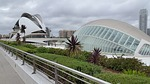 valencia, city of arts and sciences, spain