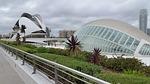valencia, city of arts and sciences, spain