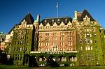 empress hotel, victoria bc, british