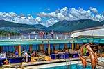 cruise, vancouver, canada