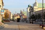 city, warsaw, town