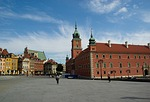 poland, warsaw, royal castle