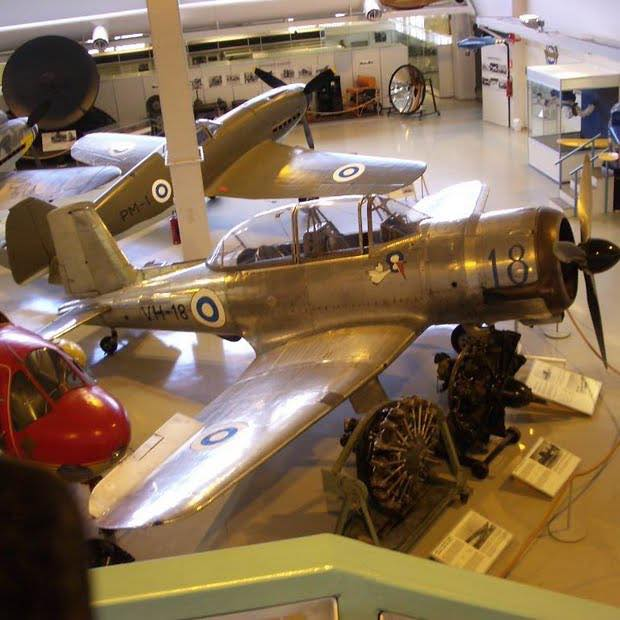 Aviation Museum of Central Finland