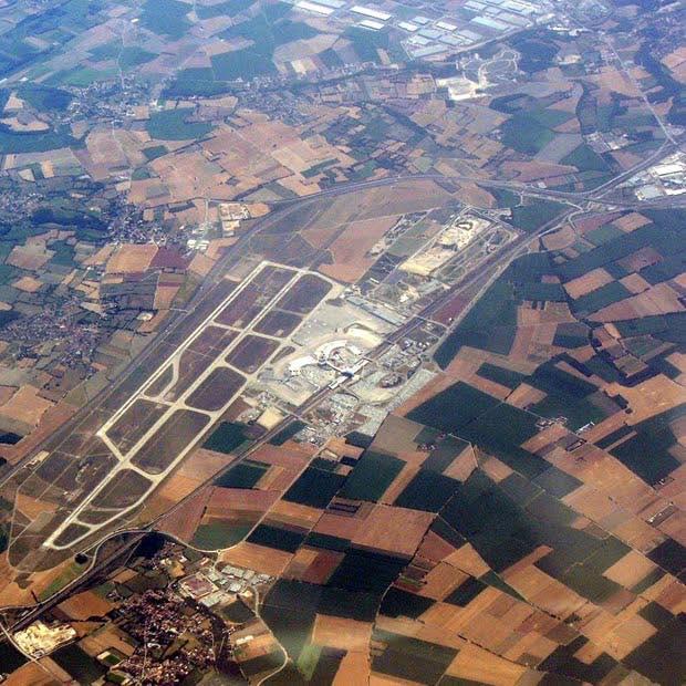 Lyon–Saint Exupéry Airport