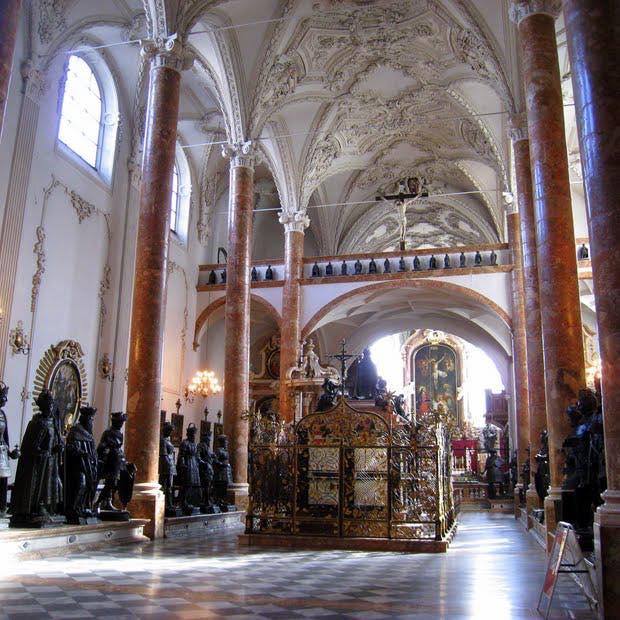 Hofkirche, Innsbruck