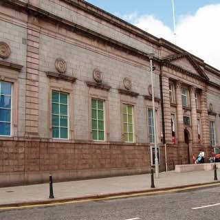 Aberdeen Art Gallery, scotland , aberdeen