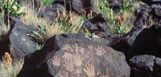 Petroglyph National Monument, usa , albuquerque