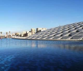 Bibliotheca Alexandrina, egypt , alexandria