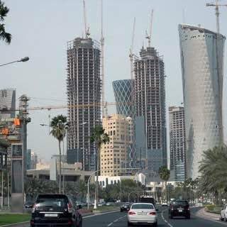 Doha Corniche, qatar , alwakra