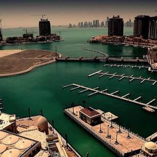 The Pearl-Qatar, qatar , alwakra